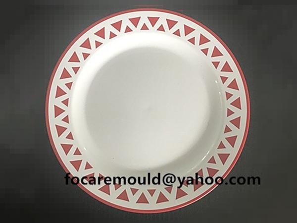 2k serving plate